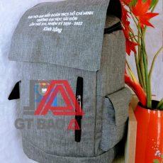 Balo quà tặng trường đại học Sài Gòn