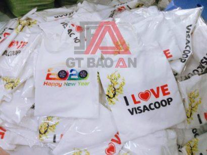 Túi vải quà tặng hệ thống Honda Visacoop
